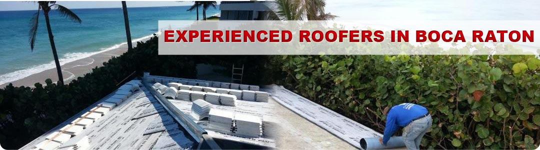 Boca Raton Roofing Company Banner